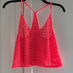 VS PINK bathing suit cover up